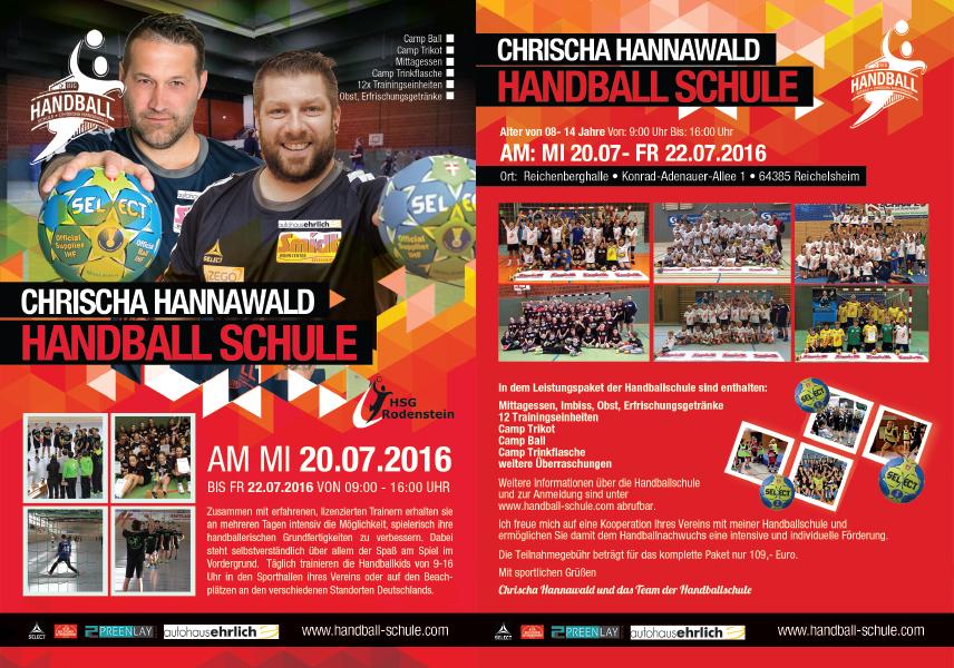 HSG Rodenstein 2016