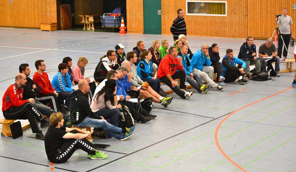Trainerfortbildung Bottwartal 2014