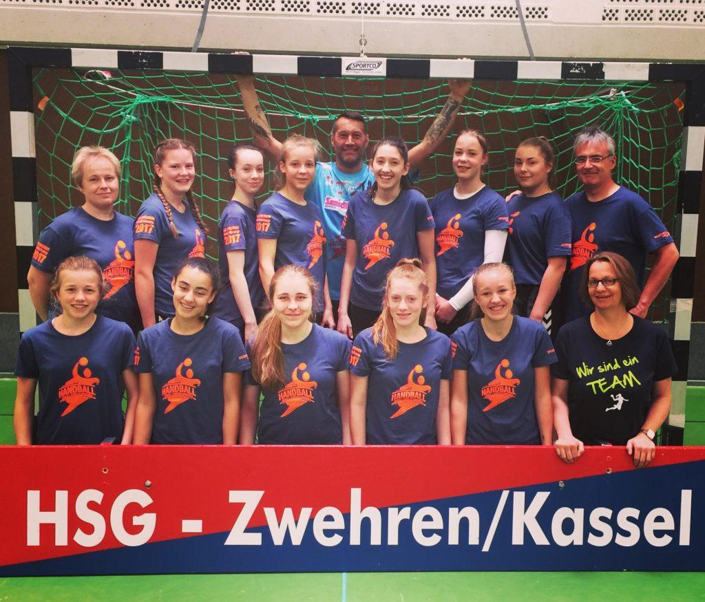 HSG Kassel/Zwehren 2017
