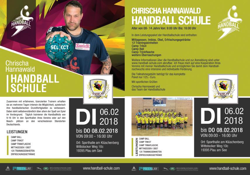 Plauer SV Handball 2018